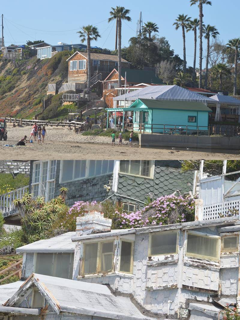 Photos of Crystal Cove Beach Cottages by Sharon Bamber