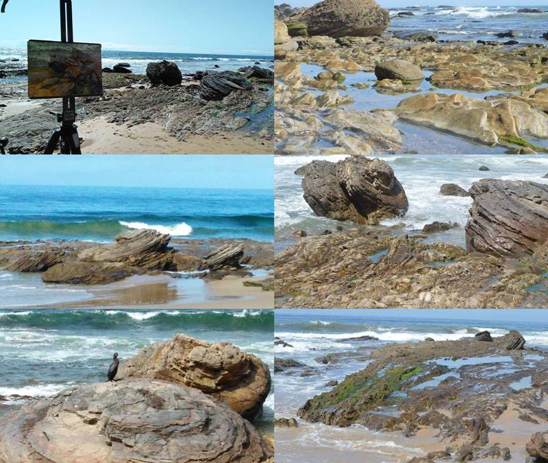 photos of Crystal Cove by Sharon Bamber