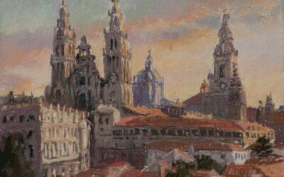 1000 Miles: Walking & Painting the Way of Saint James